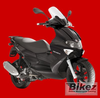 2009 Gilera Runner ST 200 photo