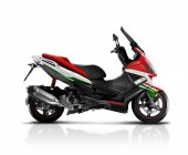 2009 Gilera Nexus 300 Centenario photo