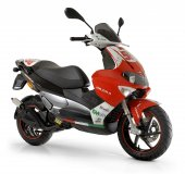 2009 Gilera Runner 50 SP Simoncelli photo