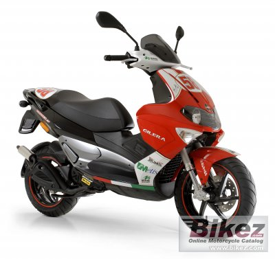 2010 Gilera Runner 50 SP Simoncelli photo
