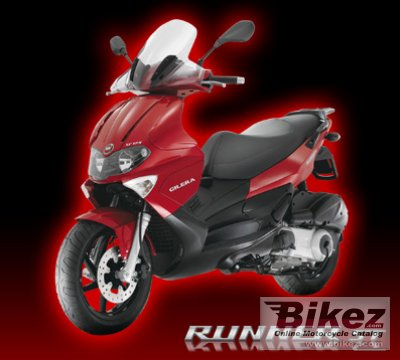 2010 Gilera Runner ST 200 photo