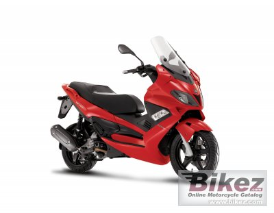 2011 Gilera Nexus 300 photo