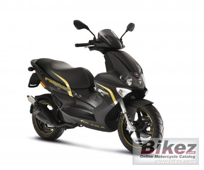 2011 Gilera Runner 50 Black Soul photo