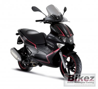 2012 Gilera Runner ST 200 photo