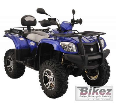 2011 Goes 520 Max Limited