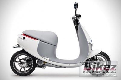 2017 Gogoro Smartscooter