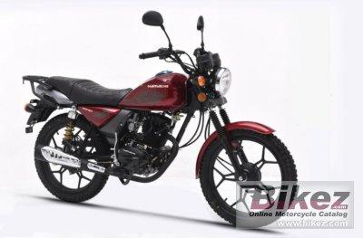 2020 Hamachi KRS 150