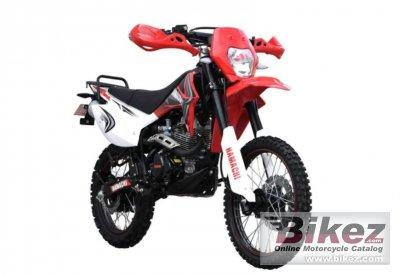 2020 Hamachi YX 125 Kross