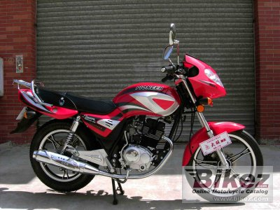 2010 Haojin JH125 E photo