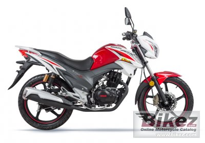 2018 Haojin Ares HJ150-26