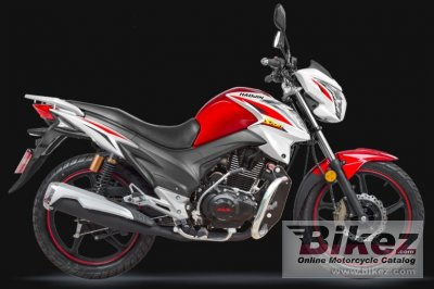 2019 Haojin Ares HJ150-26