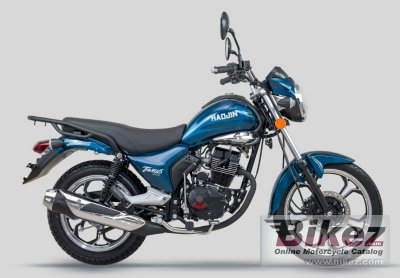 2020 Haojin Taurus HJ125-22