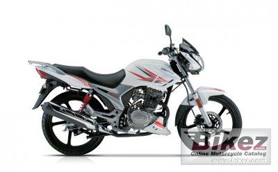 2020 Haojue Cool HJ150-9