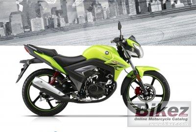 2020 Haojue KA 150