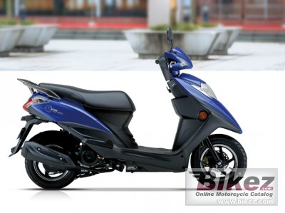 2020 Haojue VM 100