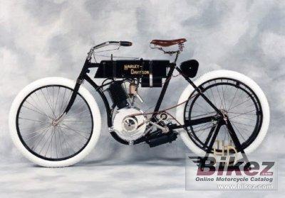 1906 Harley-Davidson X8