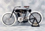 1909 Harley-Davidson Model X8