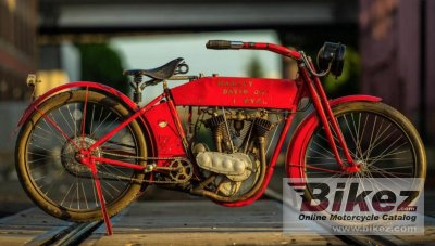 1910 Harley-Davidson X8