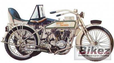 1915 Harley-Davidson 11KR