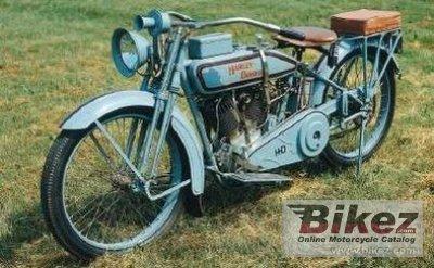 1915 Harley-Davidson 15J