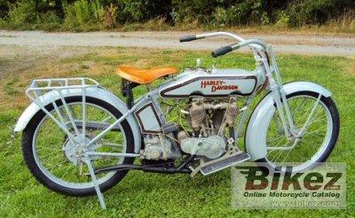 1916 Harley-Davidson Model F