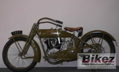1917 Harley-Davidson 17F
