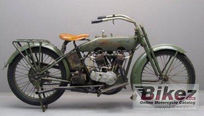 1917 Harley-Davidson 17J