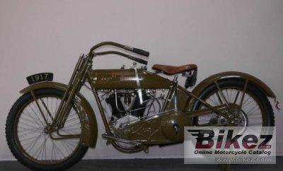 1917 Harley-Davidson Model F