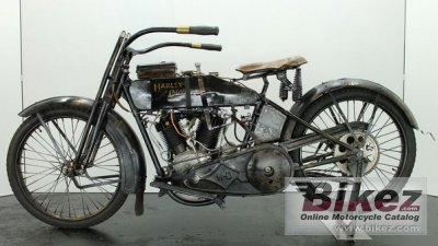 1918 Harley-Davidson 18F