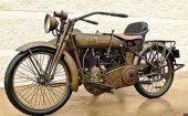 1918 Harley-Davidson Model J