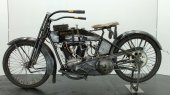 1918 Harley-Davidson Model F