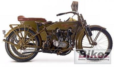 1919 Harley-Davidson 19F