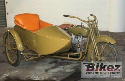 1919 Harley-Davidson 19J