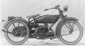 1920 Harley-Davidson Model W Sport Twin