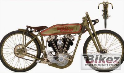 1920 Harley-Davidson Eight-valve racer