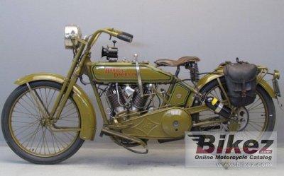 1920 Harley-Davidson Model F