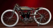 1922 Harley-Davidson Eight-valve racer