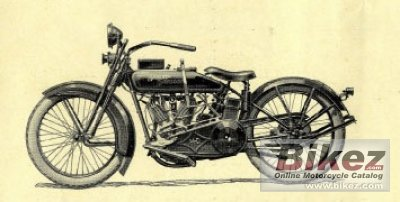 1924 Harley-Davidson 61
