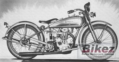 1926 Harley-Davidson Peashooter