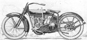 1927 Harley-Davidson Model FD