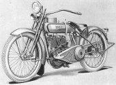 1927 Harley-Davidson Model J