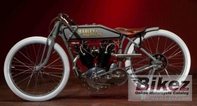 1928 Harley-Davidson Eight-valve racer