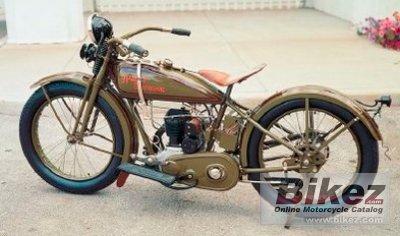 1930 Harley-Davidson Model BA