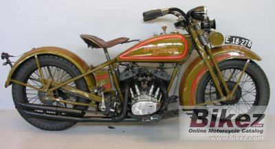 1930 Harley-Davidson Model C