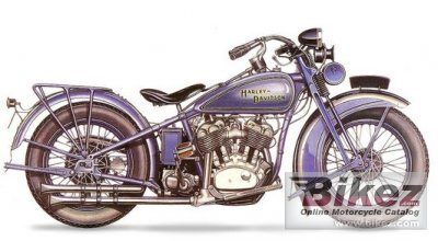 1930 Harley-Davidson Model DL