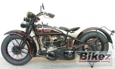 1930 Harley-Davidson V