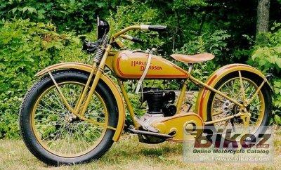 1931 Harley-Davidson Model C