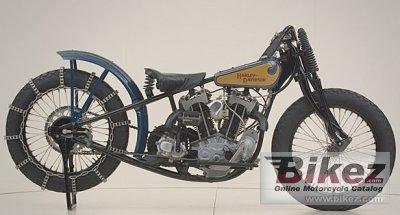 1932 Harley-Davidson Hillclimber