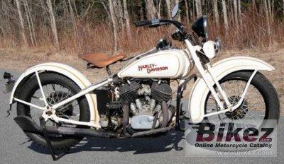 1932 Harley-Davidson Model B