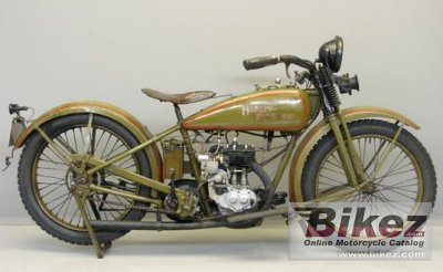 1932 Harley-Davidson Model BA